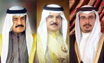 Bahrain's leadership congratulates Jordan on Independence Day