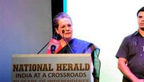 'If we don't speak up, silence will be taken as consent': Sonia Gandhi