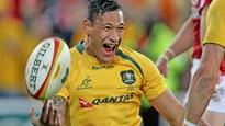 Wallabies star Israel Folau pushes for rugby 'State of Origin'