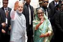 20 kg Hilsa, silk saris and silver boats, Hasina's gift to Indian leaders