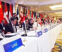 Finance Minister Joined the 1st AIIB Board of Governors Annual Meeting