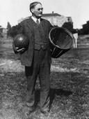 Hoopla! The inventor of basketball returns — via hologram  CNET