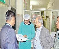 Bhopal: X-ray units in Hamidia, Kamla Nehru, JP Hospitals sealed