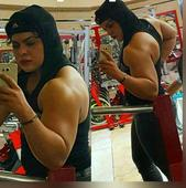 Iranian Female Bodybuilder Arrested For Posting Un-Islamic 'Nude' Selfies On Instagram