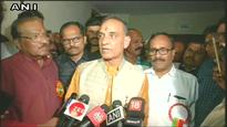 Darwin's theory wrong, nobody saw apes turn into human: Union Minister Satyapal Singh
