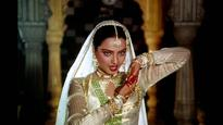 Bollywood's Umrao Jaan, the ageless beauty, turns 62 today