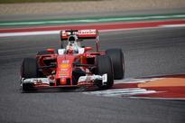 Vettel a 'maximum' fourth for Ferrari
