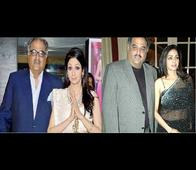 How was Boney Kapoor smitten by the gorgeous Sridevi?