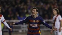 Curry reaches 10M Instagram followers, gets Barca shirt from Messi