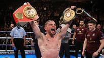 Carl Frampton slams 'anti-Northern Ireland' BBC Sports Personality of the Year awards after snub