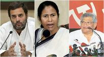 Leaders of Congress, other opposition parties to meet President