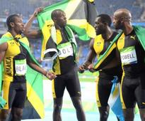 The Triple King reigns … Bolt anchors Jamaica to 4x100m relay gold