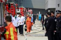 Two dead, four injured in Shanghai Hongqiao airport fire