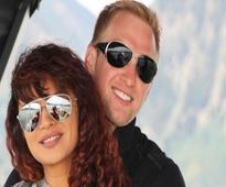 Aashka Goradia gets engaged to American boyfriend Brent Goble on Christmas Eve