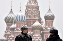 Authorities raid Russian state news agency TASS (AFP)