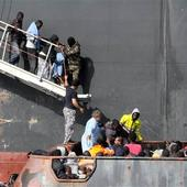More Than 4,000 Migrants Rescued in a Single Day