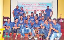 Passage to India honours league winners