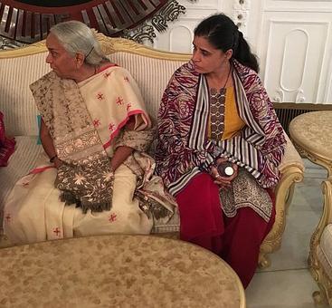 Sushma slams Pak's ill-treatment of Kulbhushan Jadhav's family