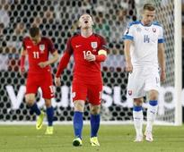 Euro 2016: Frustrated England progress as Group B runners-up after Slovakia draw