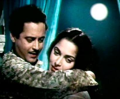 Quiz: Which part of Chaudhvin Ka Chand is coloured?