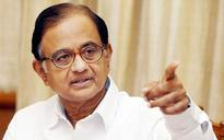 Omar Abdullah-led government in J-K was not competent: P Chidambaram