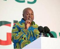 Mahama willing to lose his seat out of love for his country
