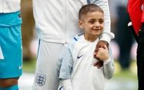 Cancer patient Bradley Lowery cancels visit from Jermain Defoe because he didn't want hero to see him 'poorly'