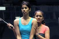 Joshna Chinappa became India's highest-ranked player in 2015