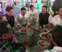 Dawood Ibrahim kin's wedding: Cops face inquiry, Congress demands resignation of minister Girish Mahajan