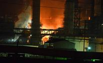 Major fire breaks out at HPCL Visakha refinery