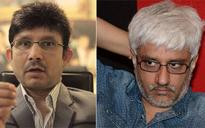 Kamaal R Khan finally apologises to Vikram Bhatt, and his apology is accepted