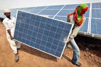 Can solar energy power India's growth story?