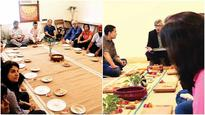 Food for thought: Mindful eating sessions bring joy to Delhiites