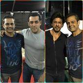 Check out: Shah Rukh Khan begins shooting for Salman Khan's Tubelight