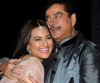 Shatrughan Sinha praises daughter Sonakshi for 'Noor'