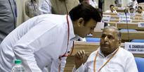 Akhilesh Yadav Attempted To Wipe Out The Muslim Community In UP, Alleges Father Mulayam Singh