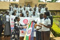 UCU Canons, Lady Canons Depart for Zone V Championship