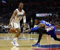 NBA: Chris Paul moves from Los Angeles Clippers to Houston Rockets in first major off-season move