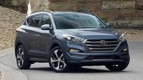 Hyundai Tucson launch on November 14
