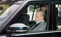 Prince Philip cancels London Zoo appearance after hospital stay