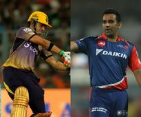IPL 2017 Live, KKR vs DD in Kolkata, cricket score and updates: Narine bowled by Rabada