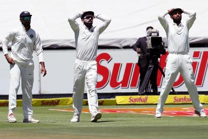 Was India's late arrival in SA responsible for their poor showing?