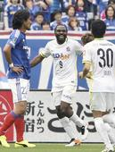 J.League: Utaka brace lifts Sanfrecce past Marinos