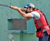 Mairaj Ahmed Khan shoots silver at ISSF World Cup