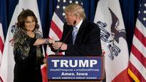 As if 2016 wasn't ridiculous enough, Donald Trump just got Sarah Palin's endorsement