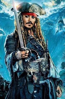 Pirates of the Caribbean 5: Seasickness guaranteed
