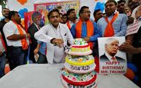 Hindu Sena celebrating 'saviour of humanity' Donald Trump's birthday today