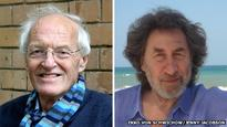 Frayn, Jacobson up for comedy prize