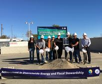 Indian Wells Valley Water District Celebrates the Beginning of Comprehensive Energy Program Expected to Save Over $9 Million in Energy Costs