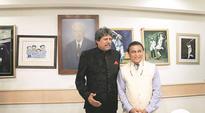 Legends Reminisce: Kapil Dev, Sunil Gavaskar recall India-Pakistan chatter, bring the roof down